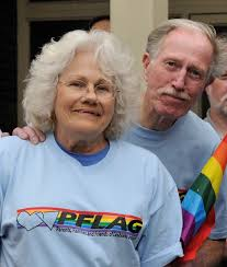 Mary Griffith, Champion of LGBTQ rights, has passed away | PFLAG