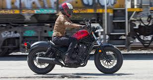2017 honda rebel 500 first ride review
