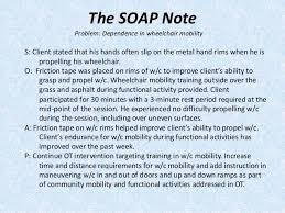 How To Write Soap Notes Slp