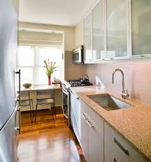 Kitchen Sink Materials Kitchen Contemporary With Breakfast Bar