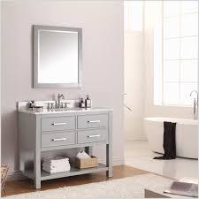 57 inch single sink bathroom vanity pleasant alya hwm 206 47 w nt 47 white
