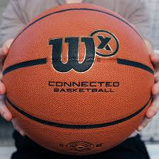 Wilson Basketball Size Chart This Smart Basketball Can Calculate Your Shooting Percentage