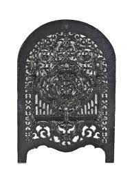original c late 1870 s chicago interior residential american victorian era coal or wood burning fireplace arch top summer cover