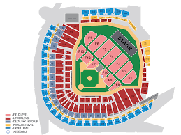 Target Field Eagles Concert Seating Chart 59 Accurate Target Field Concert Seating
