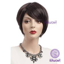 European Hair Style best selling wigs office ladies wigs short brown wigs for women 7875 by wearticles.com