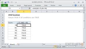 If Function Excel How To Use The Excel If Function Exceljet