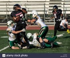 Los Angeles, California, USA. 07th May, 2016. The defense struggles Stock  Photo - Alamy