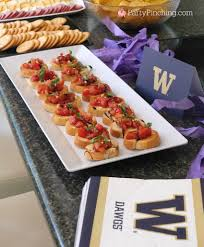 Tortilla rollups are a good finger food for a variety of parties. Best Graduation Party Food Ideas Best Grad Open House Food Decor Gift