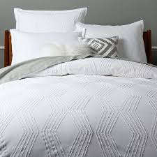 west elm crinkle duvet cover amazing roar rabbit zigzag texture duvet cover shams white west elm west elm crinkle duvet cover west elm duvet organic