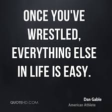 Dan Gable Quotes Stunning Dan Gable Quotes QuoteHD