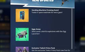 How To Get A Vending Machine Location Beauteous Fortnite Vending Machine Locations And Vending Machines Map Use A
