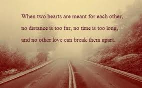 Image result for short long distance love quotes