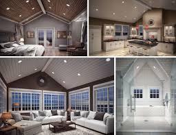 Sloped Ceiling Recessed Lighting 4 Inch Popular Slanted Ceiling Lighting Modern Design Models