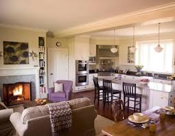 Open Concept Kitchen Living Room Designs Open Living Room And Kitchen Designs 17 Open Concept Kitchen