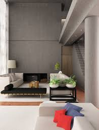 minimalist living room furniture ideas. Floor Attractive Minimalist Living Room Decor 30 Delectable Modern Decoration With Furniture Including Concrete Wall And Ideas