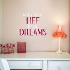 Short Inspirational Dream Quotes Best of Inspirational Quotes Wall Stickers Lovely 24 Best Quotes Words Wall
