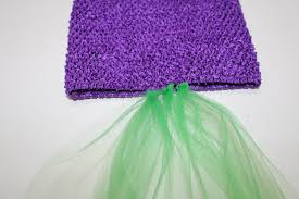 make a no sew costume for 20 mermaid princess or fairy tatertots and jello