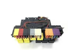 Mercedes S Class W220 Fuse Chart Fuse Box