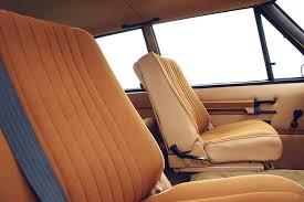 the 1978 range rover classic three door reborn