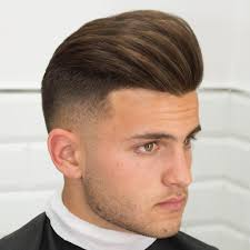 Hairstyles Pompadour Fade Haircut The Best Of Mens Hairstyles 40