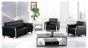 office sofa set. Modern Full Leather Office Sofa Set 6014,611,645,6901,926 C