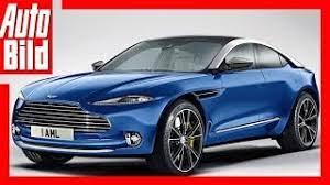 Aston Martin Dbx 2019 Englands Hyper Suv Youtube