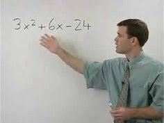 factoring trinomials mathhelp com algebra help  factoring completely yourteacher com algebra help