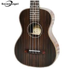 <b>SevenAngel 26 inch Tenor</b> Acoustic Ukulele All Rosewood ...