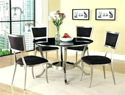 round modern dining tables mid century modern dining e base sets set round room good