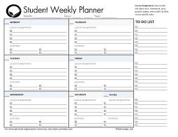 homework planner template pdf homework calendar template best 25 homework planner printable ideas