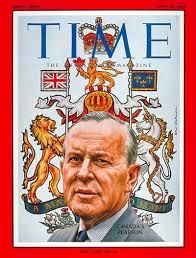 TIME Magazine Cover: Lester B. Pearson - Apr. 19, 1963 - Canada