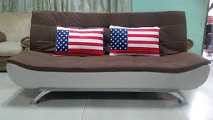 fabric sofa bed brown color quezon city