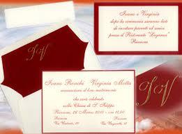 Pranzo Nuziale O Nuziale : Matrimonio catalogo invito biglietti d di nozze