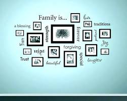 family frames for wall picture frame wall ideas frames on wall picture frame wall ideas picture family frames for wall