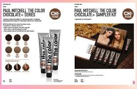 Paul Mitchell Color Chart 2018 New Now July August 2018 Page 58