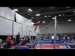 Ava Carpenter 1st PLace 9.725 SoCal State 2019 Wildfire Gymnast Level 4 -  YouTube