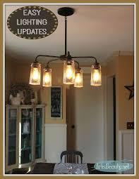 vintage style kitchen lighting. vintage style kitchen lighting update buh bye boob light diy electrical home decor l