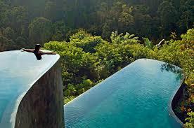ubud hanging gardens pool bali