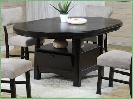 storage kitchen table comfy round dining table with storage underneath starrkingschool