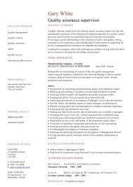 Senior Qa Engineer Sample Resume Best Sample Resume For A Midlevel Qa Software Tester Quality Assurance