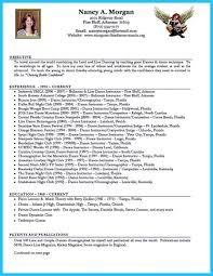 Publications On Resume Example Good And Bad Resume Examples Pdf Best Of Impressive Objectiv Sevte 20