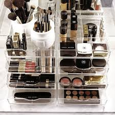 original four stack with or without lid makeup casehair makeupvanity