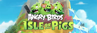 Review: Angry Birds AR: Isle of Pigs - Console Creatures