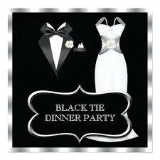Black Tie Event Invitation Best Ideas About Black Tie Invitation On