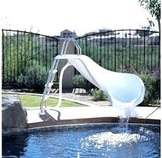 inflatable above ground pool slide. Swimming Pool Slides With Waterfall Cheap Factory Reviews Photos . Inflatable Above Ground Slide