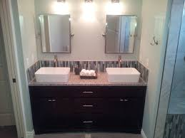 Bathroom Remodel His And Her Sinks SFW Construction LLC - Mobile home bathroom renovation
