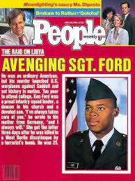 In the Name of Sgt. Kenneth Ford