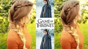 Game Of Thrones Sansa Stark Braided Hairstyle Game Of Thrones