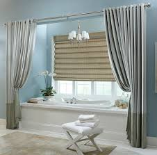 luxury shower curtain ideas. Very Inspiring Stall Shower Curtain In Modern Bathroom Ideas Designs: Fabric With And Unique Chandelier Also White Luxury O