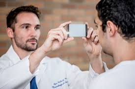 Eye Light Test For Concussion Pupilscreen Aims To Allow Parents Coaches Medics To Detect